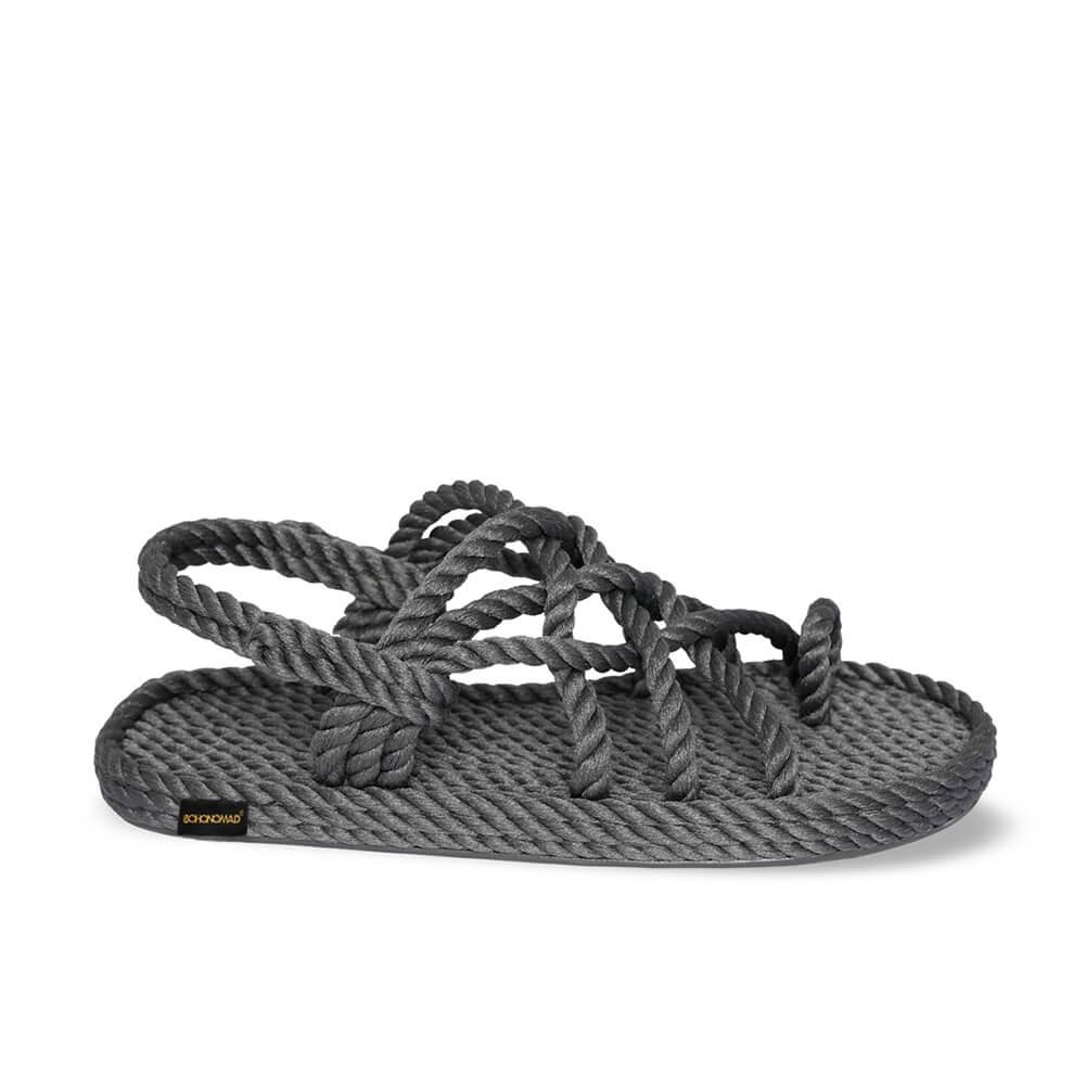 Cape Point sandales à cordon pour femmes – Gris
