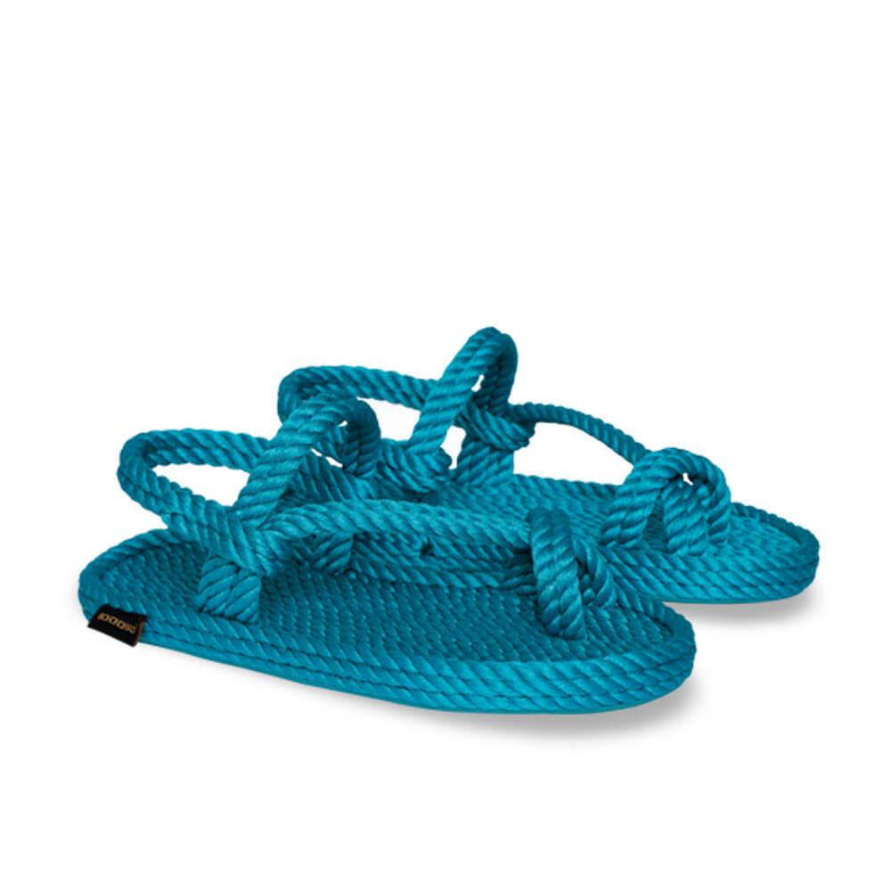 Hawaii Women Rope Sandal – Turquoise